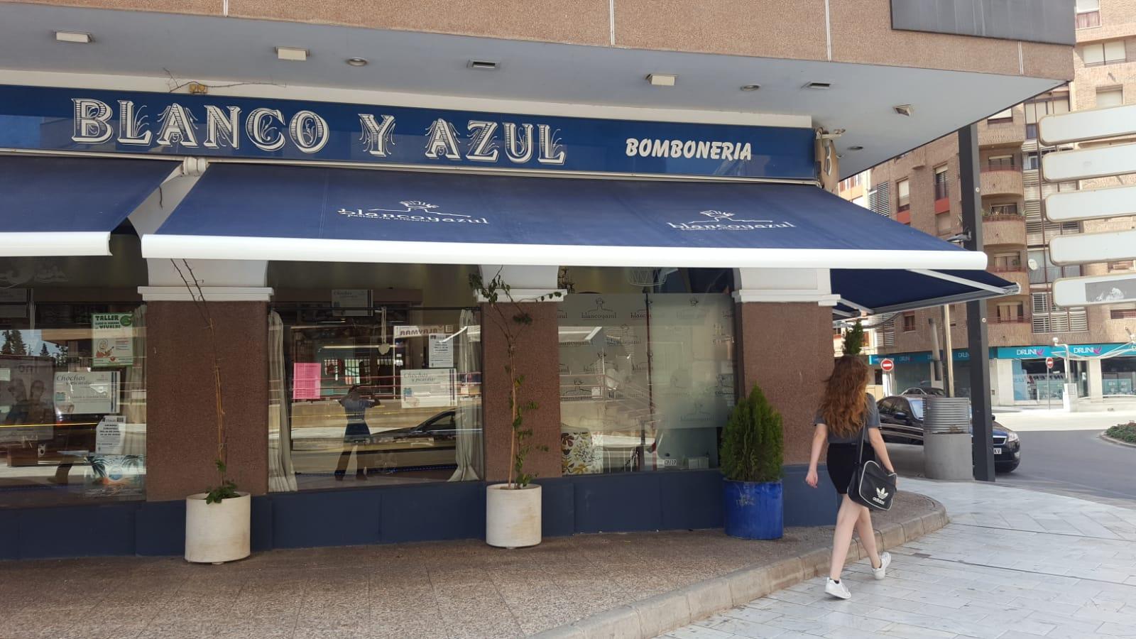 Pastelerias Blanco y Azul Lorca -Murcia
