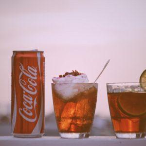 Bebidas frías a domicilio en Lorca Murcia@https://pasteleriasblancoyazul.com